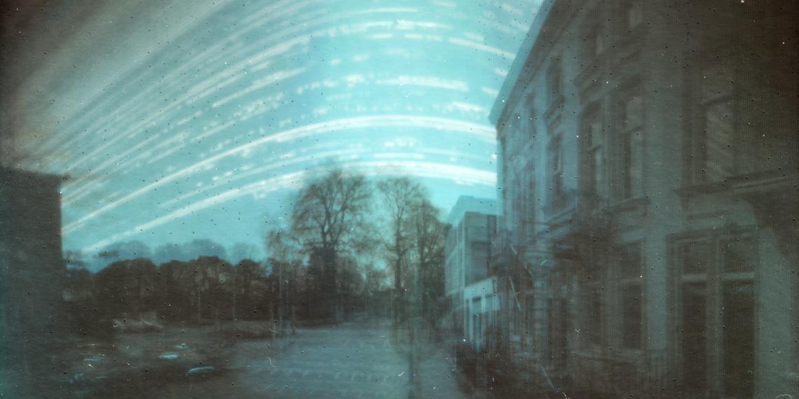 Lukas van de Vrande - Solargraphy