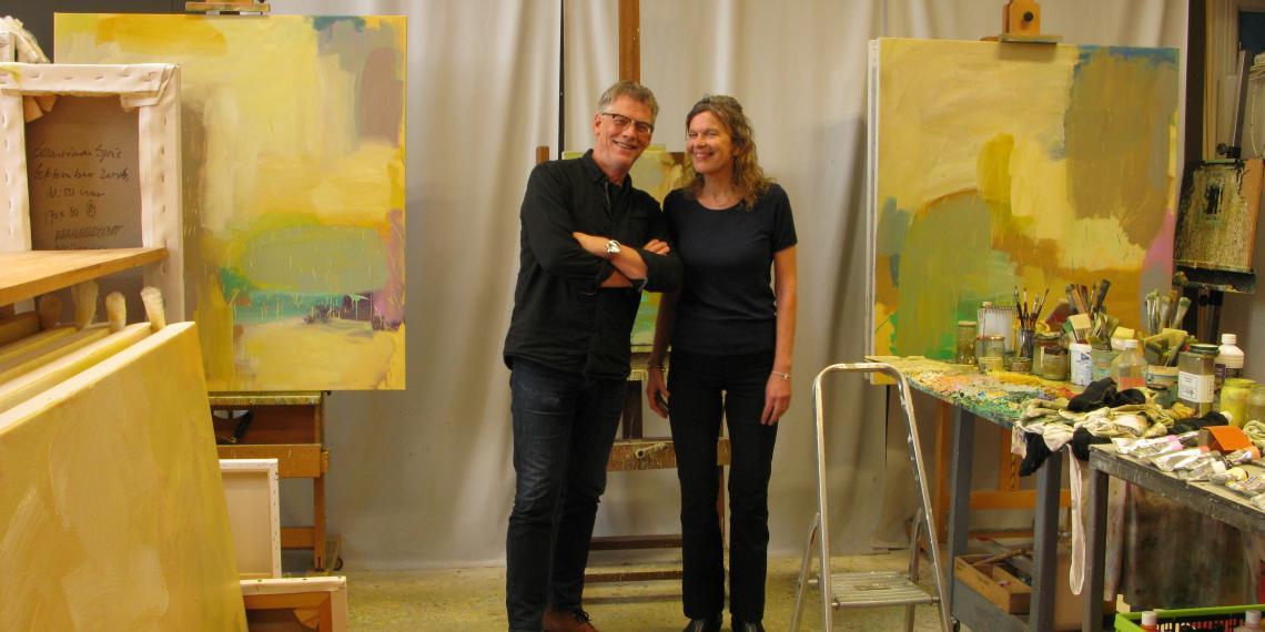 Sebastiaan Spit & Maria Gruppelaar - Match for Color