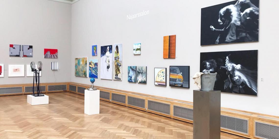 Najaarssalon & Van Ommeren - De Voogt Prijs 2019