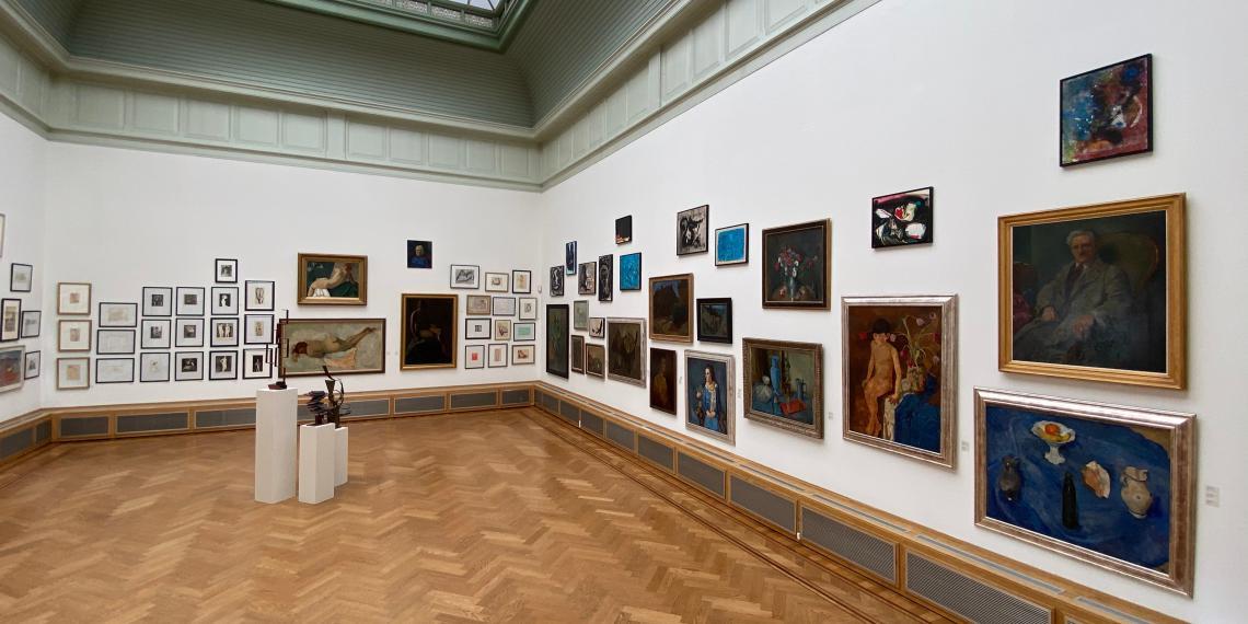 Theo Beerendonk - Van impressionisme tot abstractie