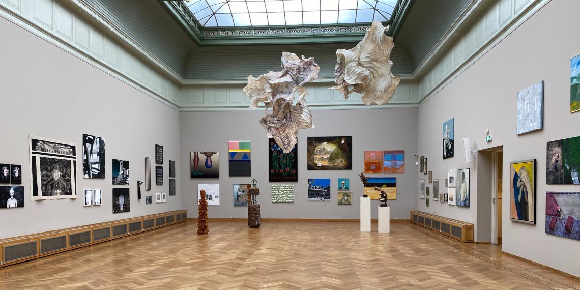 Najaarssalon & Van Ommeren - De Voogt Prijs 2020