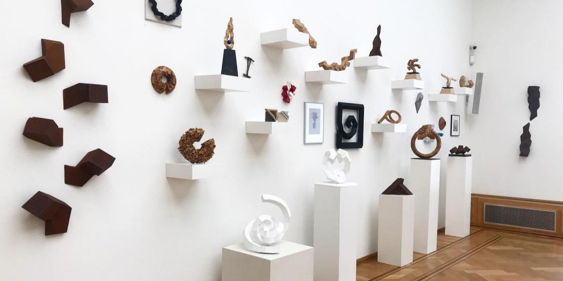 Roland de Jong Orlando - 30 jaar concrete kunst