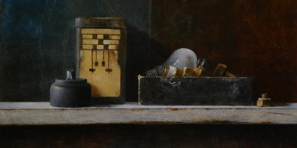 Hanneke Naterop & Erik Zwaga - De abstractie van de verfhuid