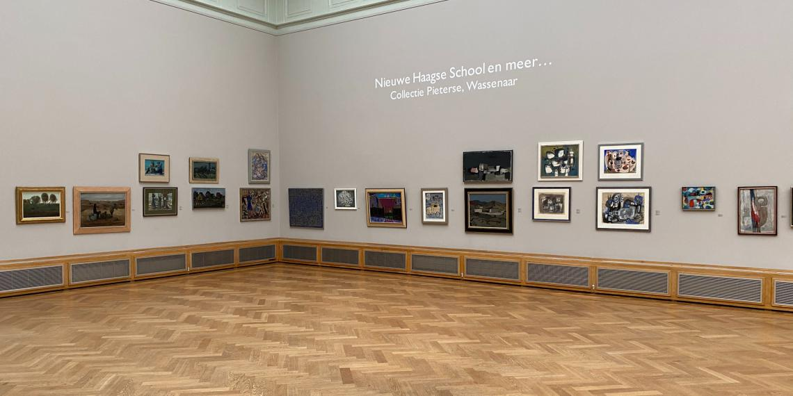 Collectie Pieterse - Nieuwe Haagse School en meer