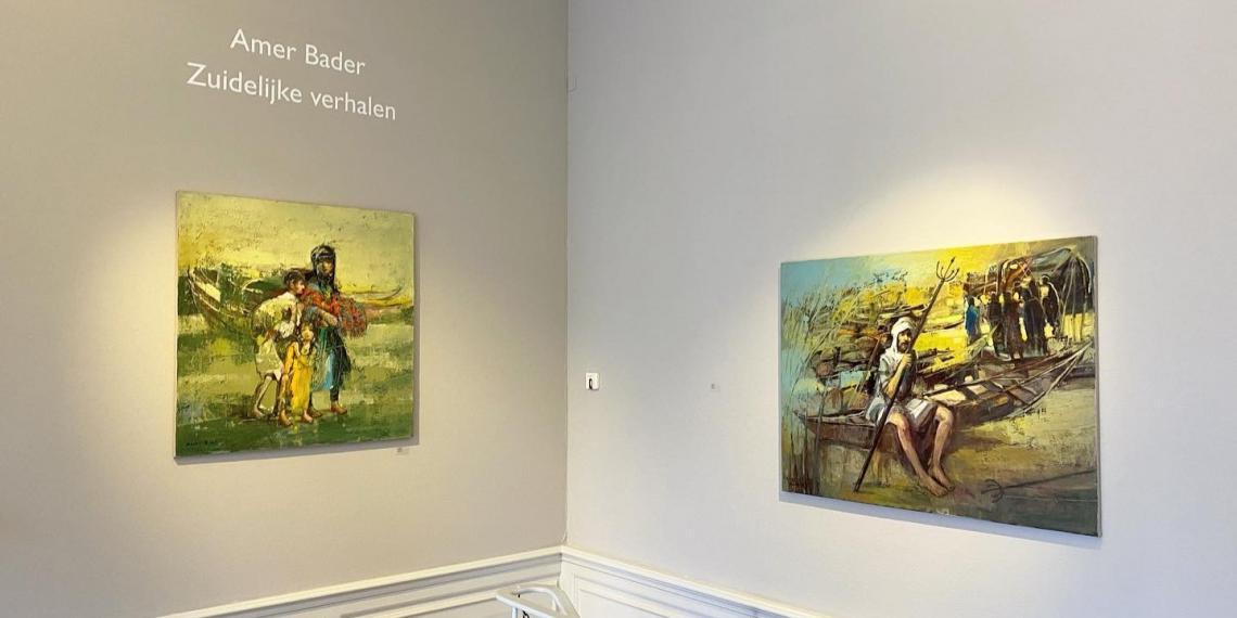 Amer Bader - Zuidelijke verhalen -  حكايات جنوبية