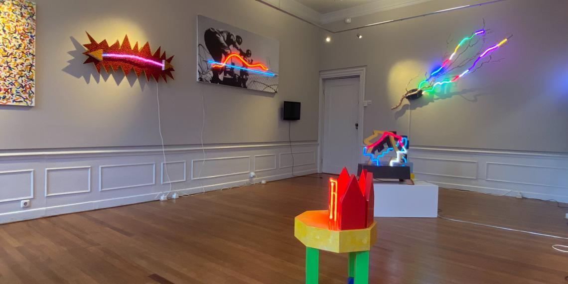 Jozef van der Horst - il mio mondo di fantasia e creatività